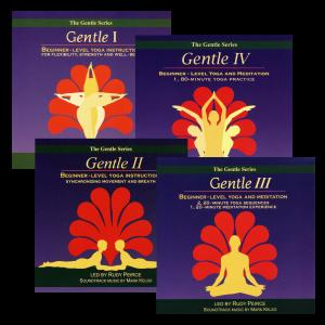 Gentle Yoga Series by Rudy Peirce