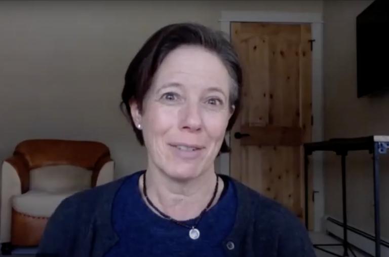 Jenny Leopold, Kripalu Yoga Teacher