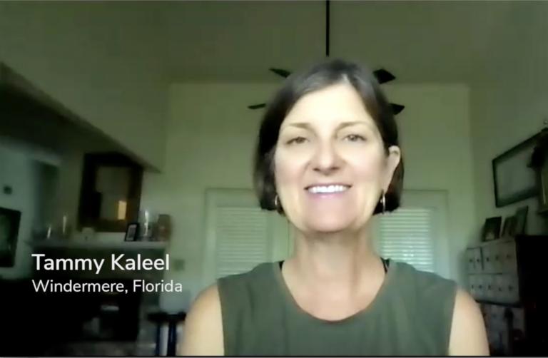 Tammy Kaleel speaks about Dynamic Gentle Yoga Teacher Training